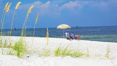 Photo for Great Beach Front Resort 2 BR/2 BA with a Beach View