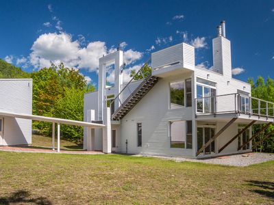 Photo for Private Modern Open Floorplan only 12 Minutes from Sunday River
