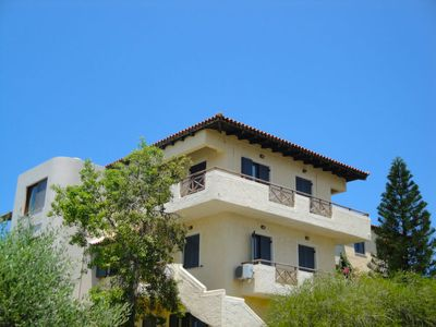 Photo for Apartment Karteros Apartment in Karteros - 3 persons, 1 bedrooms
