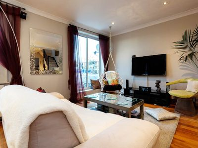 Photo for Homely one bedroom apartment in Maida Vale, with furnished balcony (Veeve)