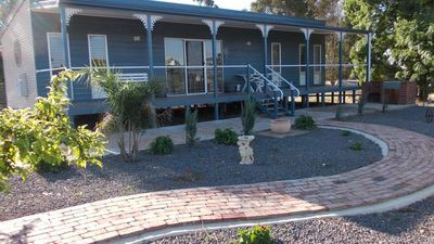 Photo for 2BR Farmhouse Vacation Rental in Goornong, VIC