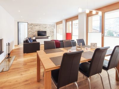 Photo for Nepomuk: Luxury 5 Star Chalet includes 3 apartments with heated outdoor-pool