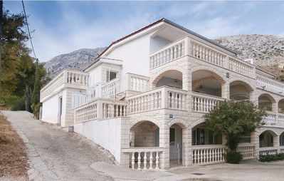 Photo for Panorama apartment in the villa Na More