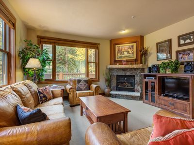 Photo for 2-Bedroom Townhome, Wrap-around Deck, Private Garage & Laundry