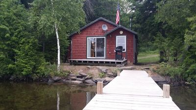 Photo for Waterfront Cottage. Peaceful and Charming