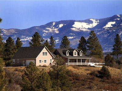 Photo for A Bit Of Heaven: 3 BR / 3 BA executive home in Pagosa Springs, Sleeps 8