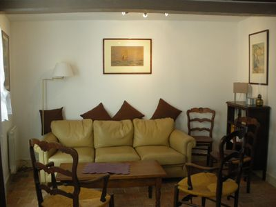 Photo for fisherman's house completely renovated in Honfleur, with private parking