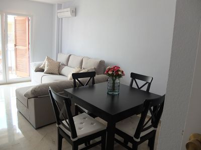 Photo for Modern, bright apartment near the sea for 4 people FREE WIFI
