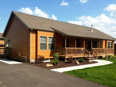 Photo for Hickory Haven @ Spring Brook Resort | Pet Friendly Holiday Home | Two Master Bedrooms