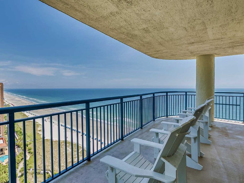 Beautiful 2 Bedroom Oceanfront Condo Brighton Tower 1901 Myrtle Beach Myrtle Beach Grand