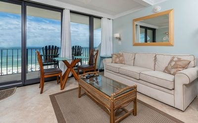 Photo for PREMIUM Condo! GULF FRONT 1 Bedroom - Island Winds East