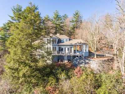 Photo for Heart of Cashiers with Fantastic Views of Whiteside Mountain