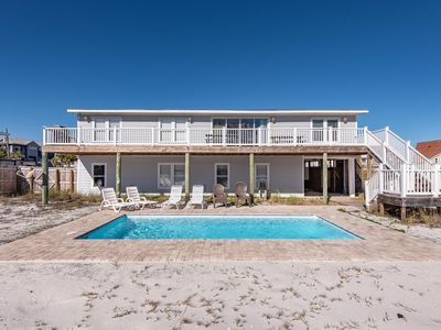 Photo for Private Pool! 6/5 bedroom 3/2 baths Sleeps up to 19 with Gorgeous Views