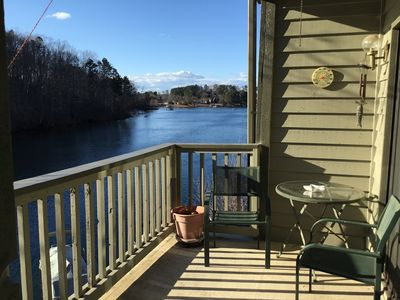 Photo for Lake Keowee Condo with Great Views! Near Clemson, Water Falls and Scenic Hiking