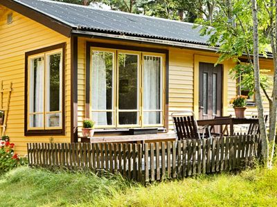Photo for 4 person holiday home in Mönsterås