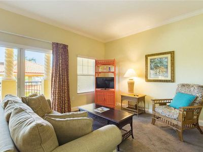 Photo for The Palms of Treasure Island 103, 2 Bedrooms, Pool, Bay Front, Sleeps 6