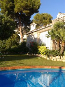 Photo for 4 bedroom villa with Private Pool in Vallpineda,