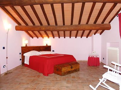 Photo for Vacation home Capanna di Sotto in Castellina in Chianti - 4 persons, 2 bedrooms