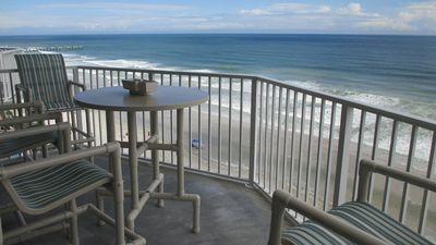 Photo for Oceanfront 2B/2B Shores Club Owner Managed Daytona Beach Shores No Drive Beach