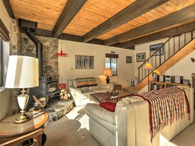 Photo for NEW! Classic Truckee Cabin - 10 Mi. to Northstar!
