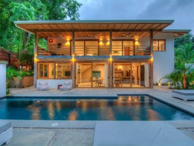 Photo for Casa Sierra - Bohemian inspired boho chic beach home with lush tropical landscaping.