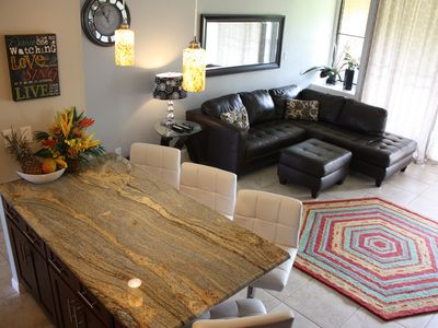 Newly Remodeled Condo on Turtle Bay Golf Course Sleeps 5-6