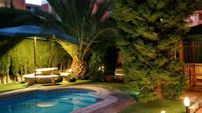 Photo for Holiday rental villa with private pool and garden
