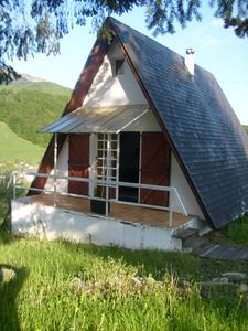 Photo for Beautiful Chalet Campan Valley with stunning views and tranquility