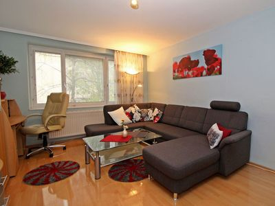Photo for Apartment Kampstrasse in Wien/20.distrikt - 4 persons, 1 bedrooms
