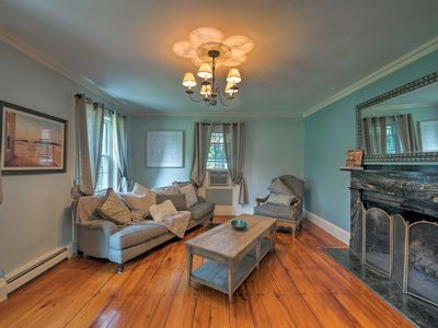 Photo for NEW! Historic Kingston Home-0.5 Mi to Grays Beach!