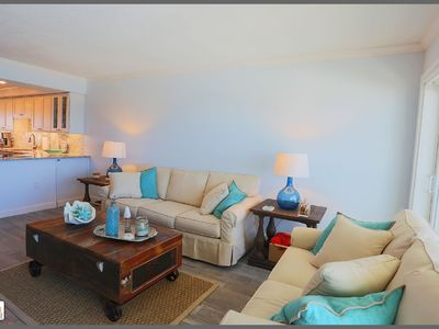 Photo for Beach Front Condo for Rent