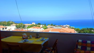 Photo for Federico Apartments with Veranda and Magnificent Sea View