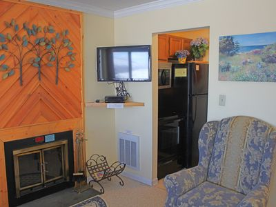 Photo for Small Studio Style Condo with a Great View and Walking Distance to Oma's Meadow on Sugar Mountain (11-202)