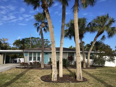 Completely remodeled and professional decorated and landscaped. Very Private.