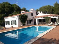 lovely villa and pool,great location