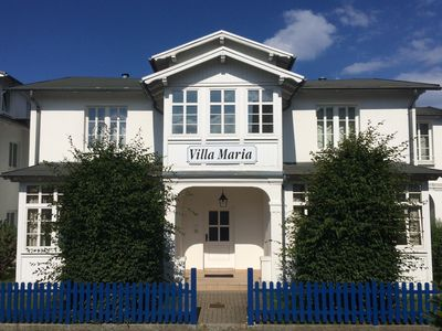 Photo for Villa Maria - modern, close to the beach apartment in the small, fine Bäderstilvilla