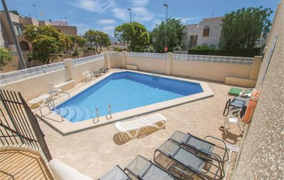 Photo for 1 bedroom accommodation in Puerto de Mazarrón