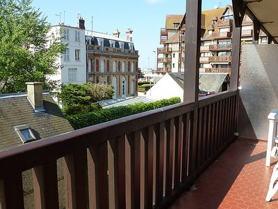 Photo for 1BR Apartment Vacation Rental in Deauville-Trouville