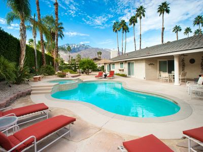 Photo for THE PERFECT PALM SPRINGS HIDE-AWAY