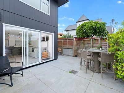 Photo for About the Mount - Mt Maunganui Ground Floor Apartment