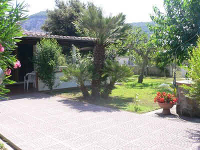 Photo for Pretty independent villa at the foot of Mount Circeo