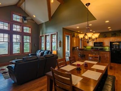 Photo for Townhome R21A: Private Hot Tub, Mountain View, Pools, Fitness, Gated Community, Close to High Cou...