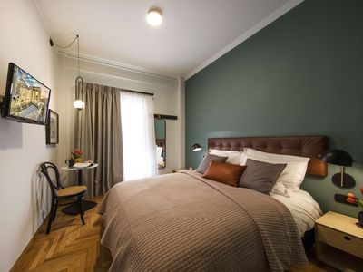 Photo for 1BR Apartment Vacation Rental in Athina