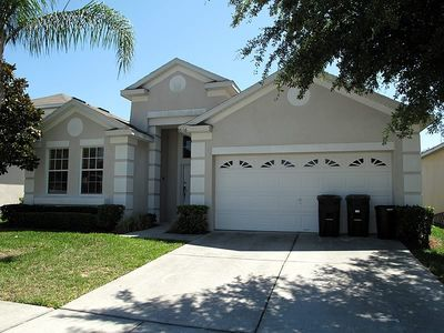 Photo for Executive 4 Bedroom 3 bathroom  villa right in the heart of Disney