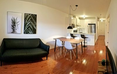 Photo for Beautiful condo near Lachine Canal for longer term stays