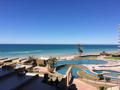 Photo for ✔ OceanFront at Las Palomas Diamante 2 King Beds + Sofabed, 2 Bath