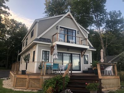 Photo for Brand New Lake Front Home