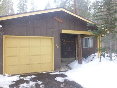 Photo for Nestled In The Pine Trees Between Downtown Leadville And Turquoise Lake 3Bd 2Bth