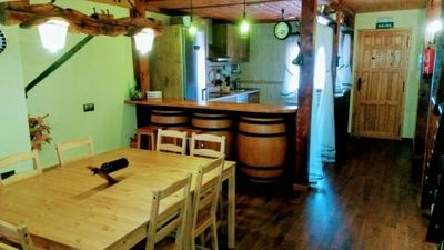 Photo for Rural house (full rental) El Pozo de la Cotarra for 8 people