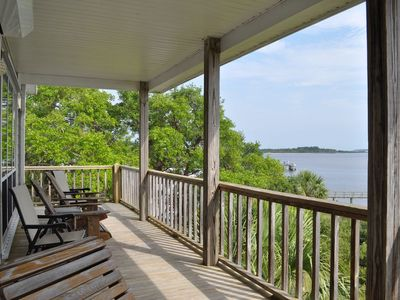 Photo for Seahorse Landing Cedar Key - Gulf front unit for rental (December discounts***)